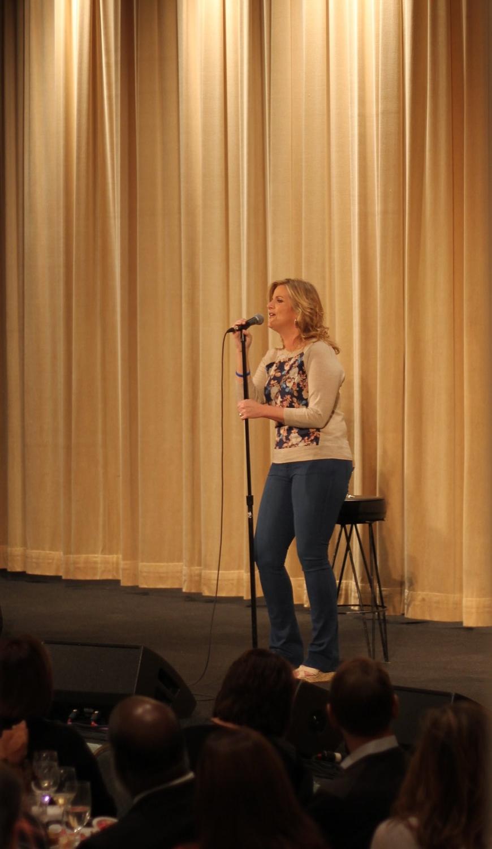 A beautiful performance by Trisha Yearwood!
