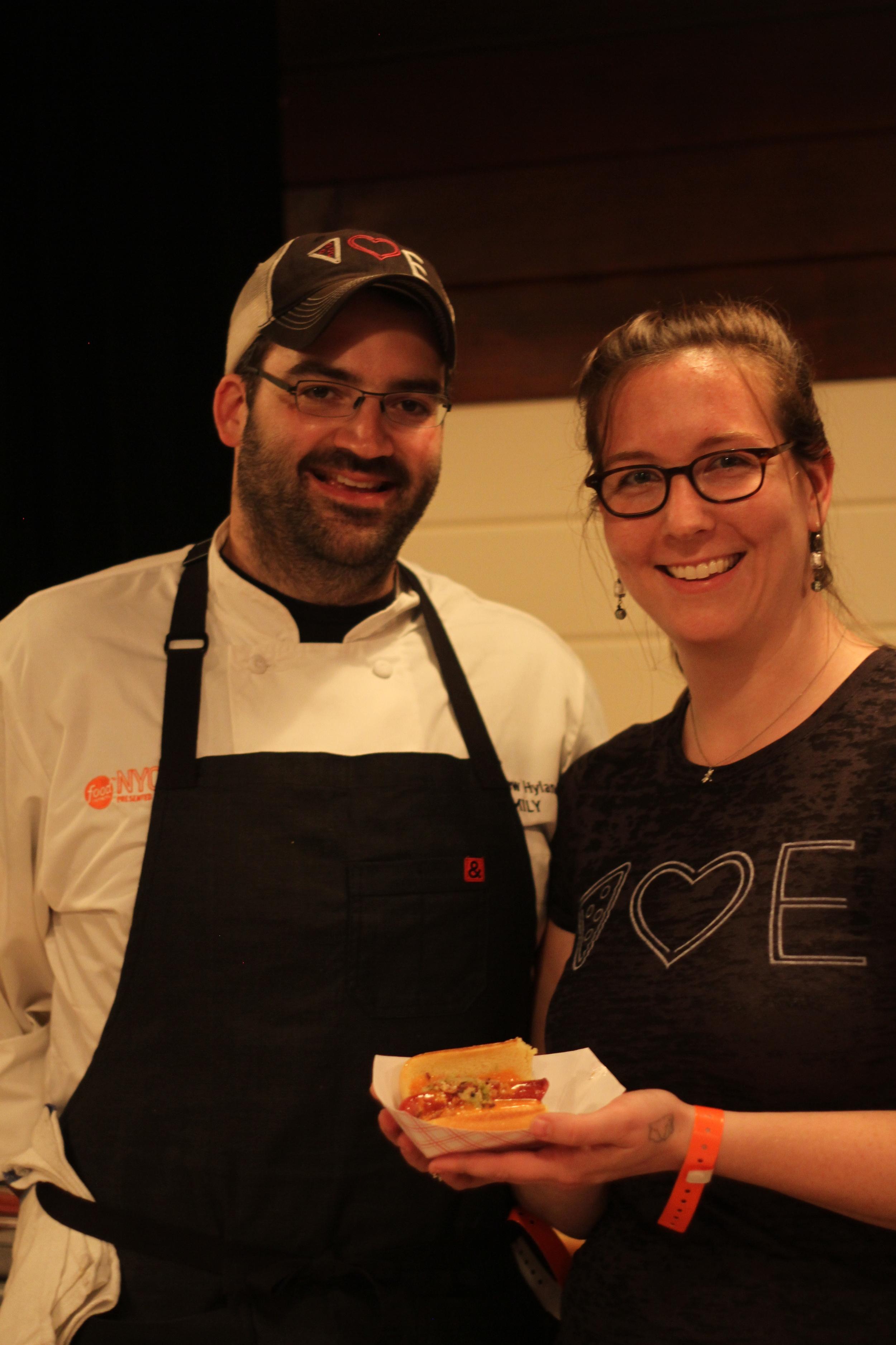 Emily & Matt from Pizza Loves Emily  www.pizzalovesemily.com