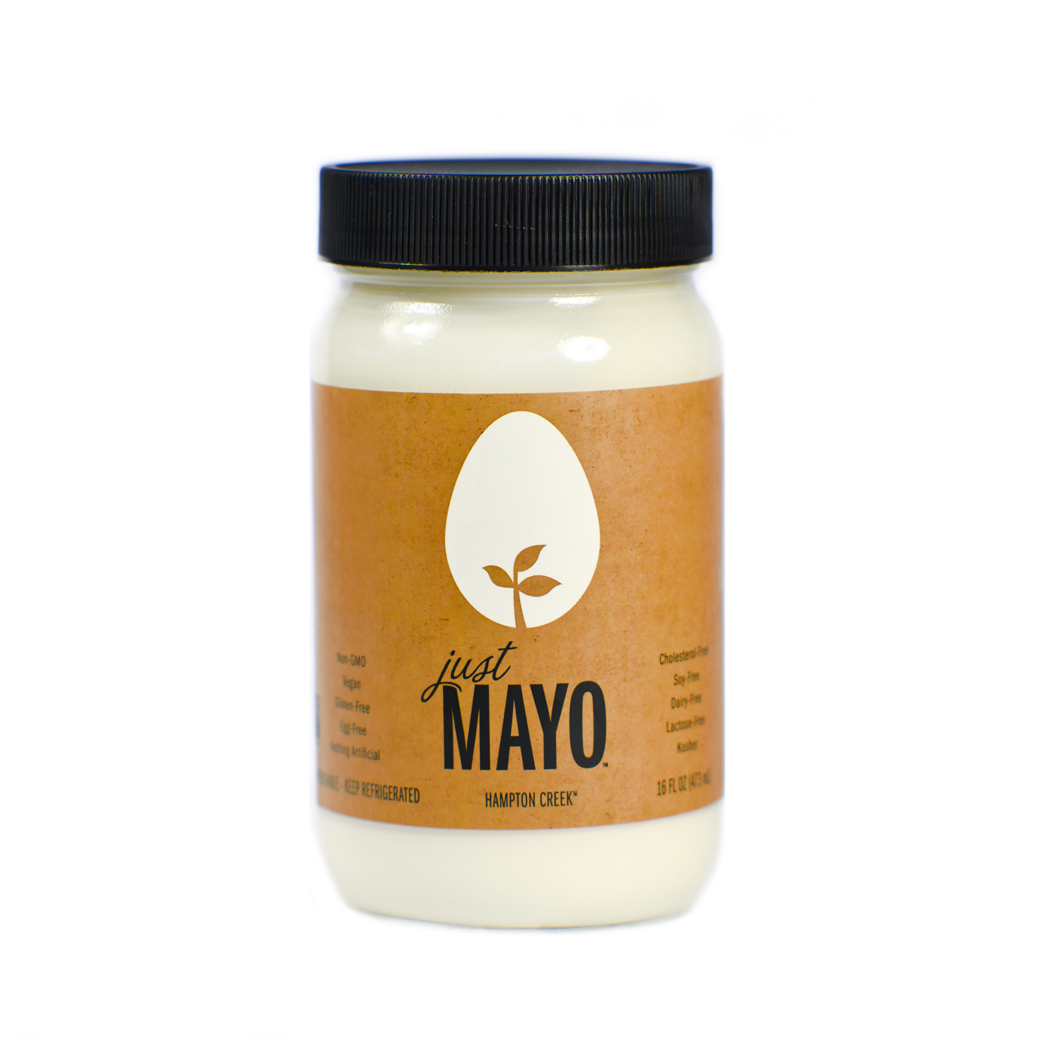 We used Hampton Creek 'Just Mayo' in our coleslaw.