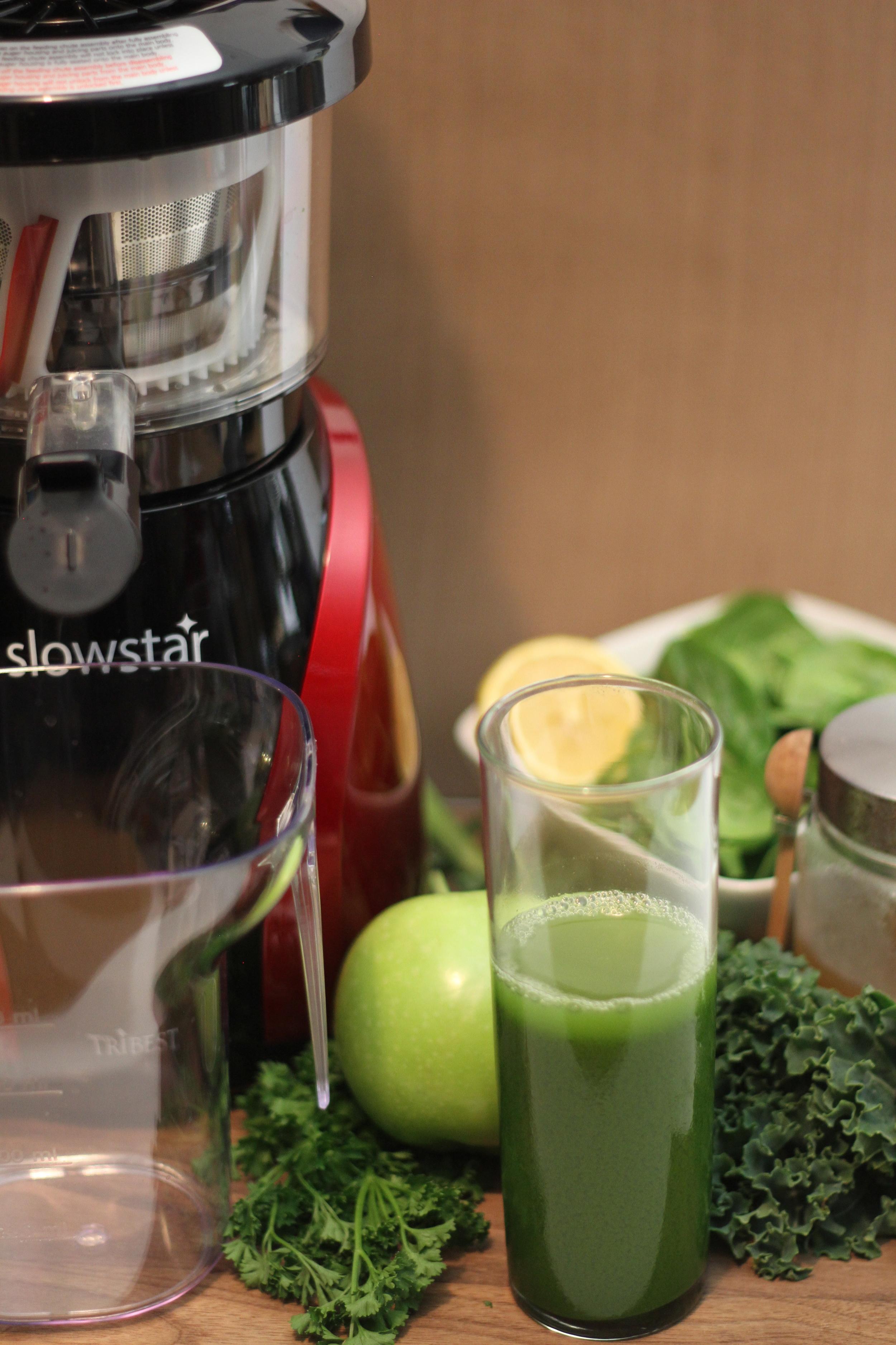 Everyday Green Juice Recipe