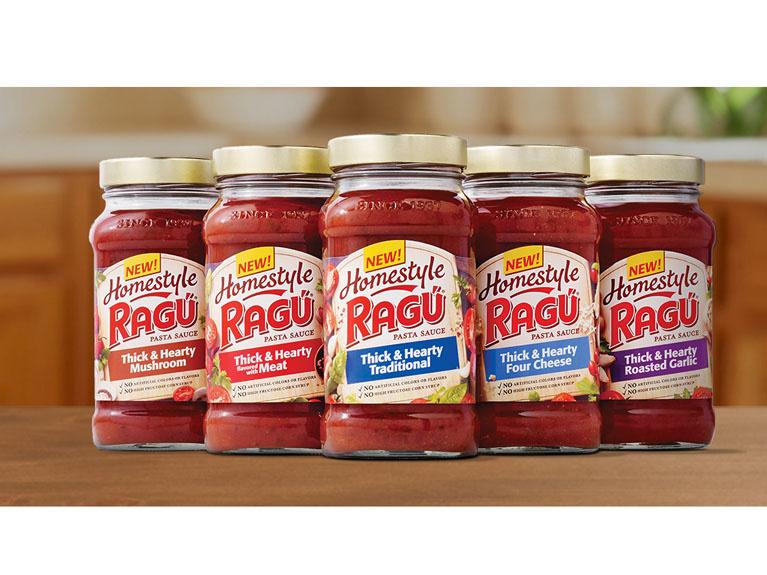 RAGÚ Homestyle Sauces
