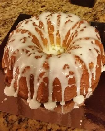 Buttermilk Poundcake