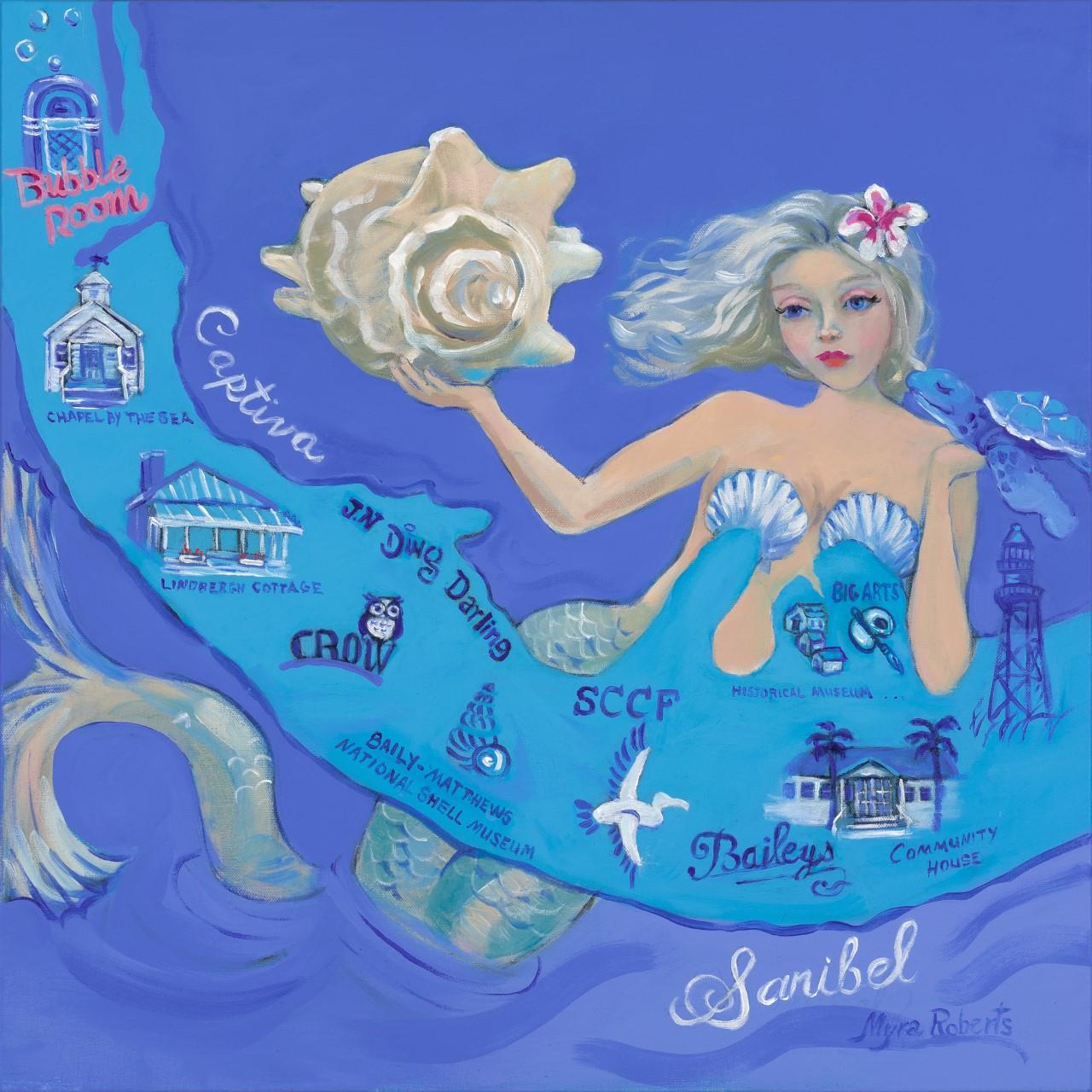 Sanabella by Myra Roberts