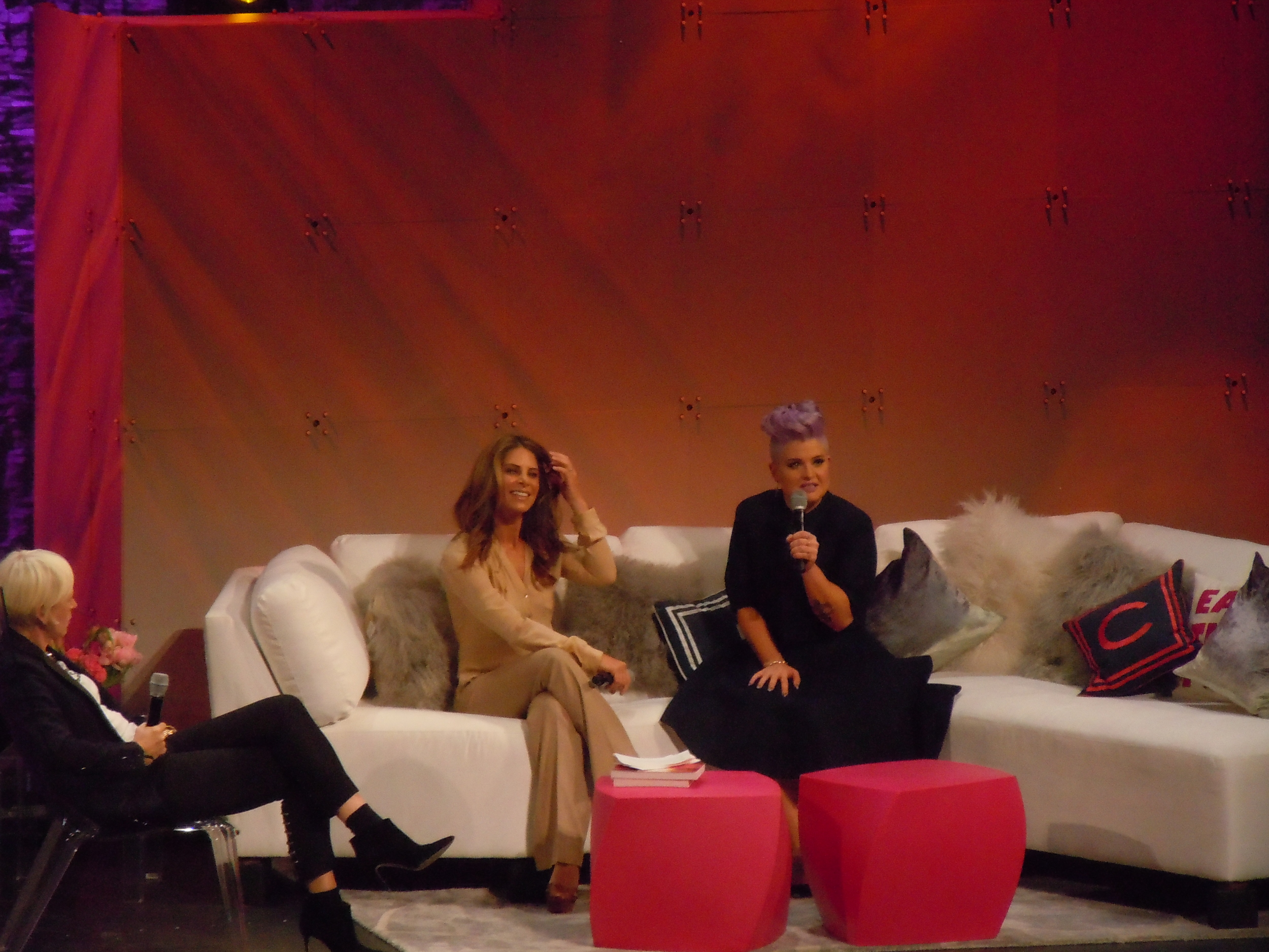 Jillian Michaels & Kelly Osbourne