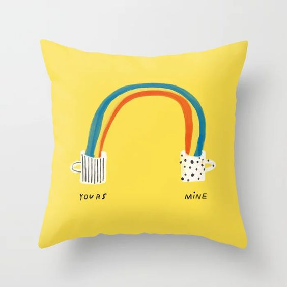 You Make Everything Better Pillow |  Shop Here