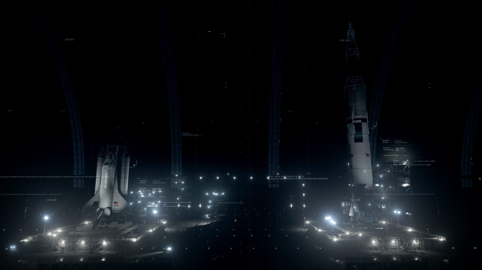 Transitioning into planetarium mode.