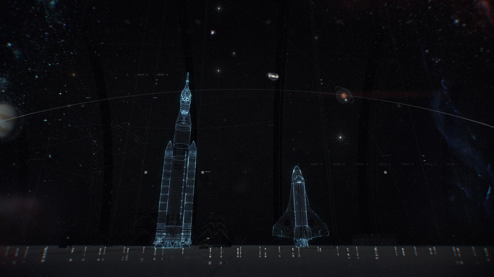 Planetarium exploration.