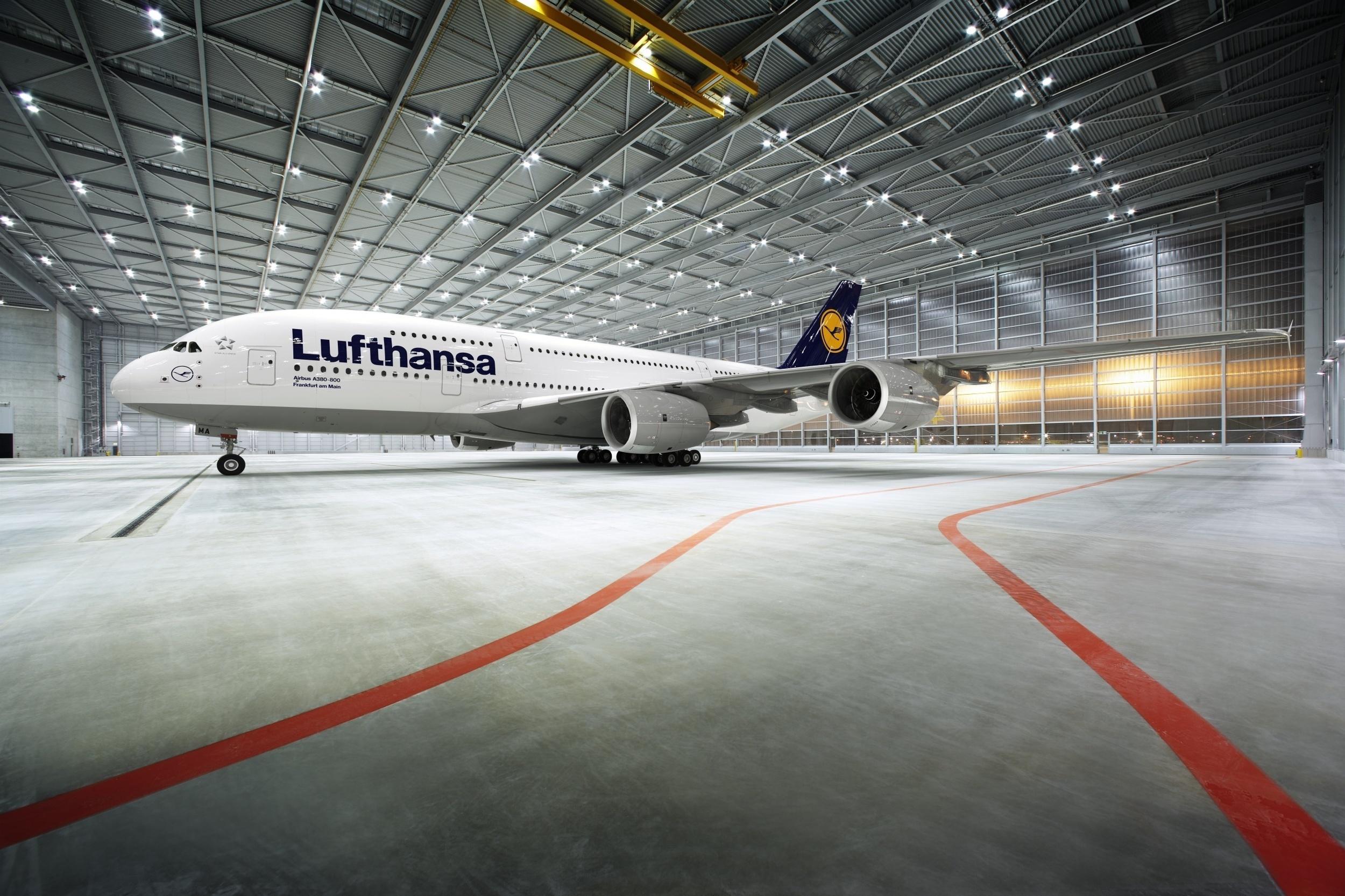 airbus-a380-passenger-aircraft-lufthansa-airliner-airport-hangar-lighting.jpg