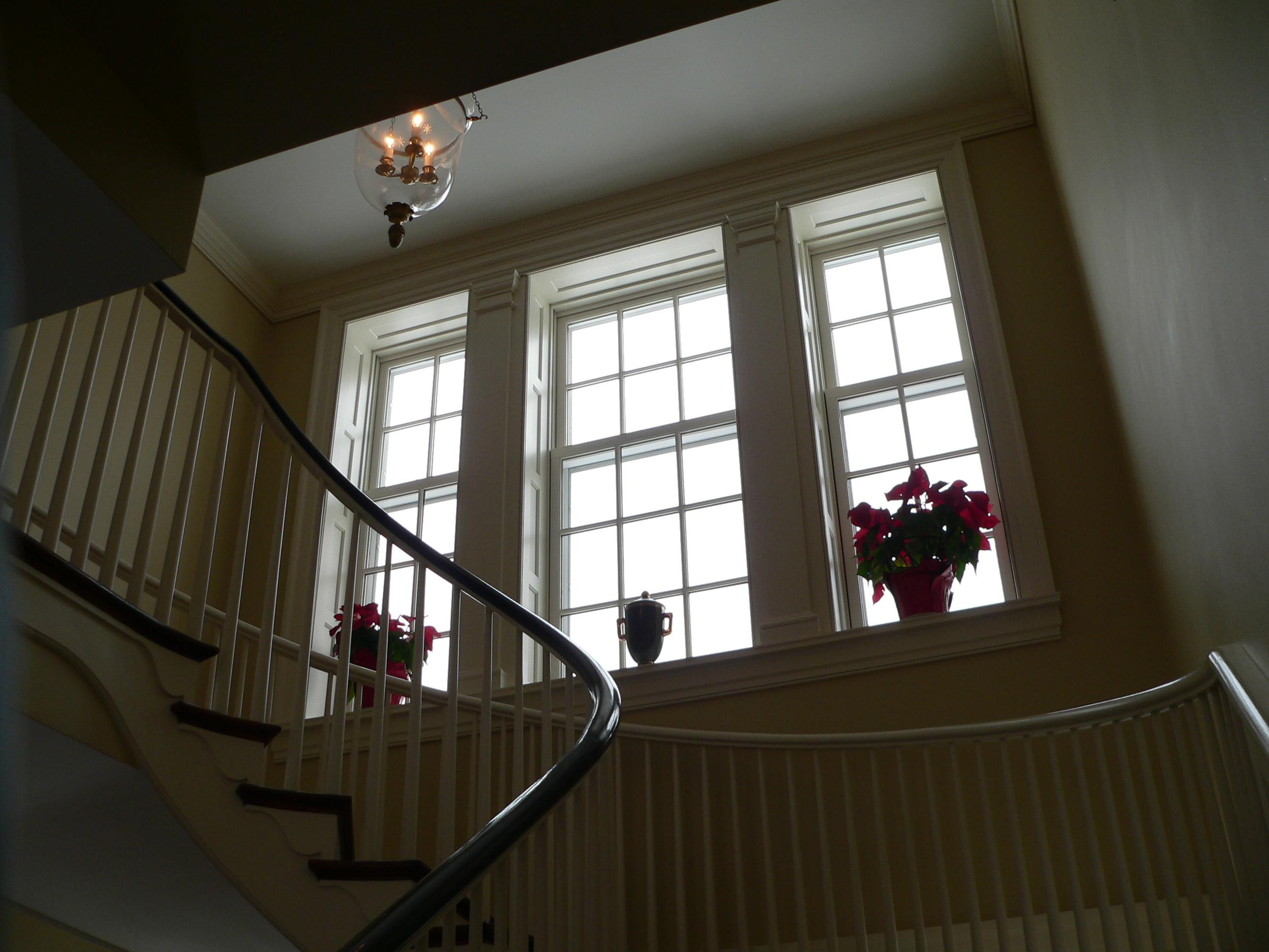 10 Schreiner Main Hall Staircase Detail.JPG