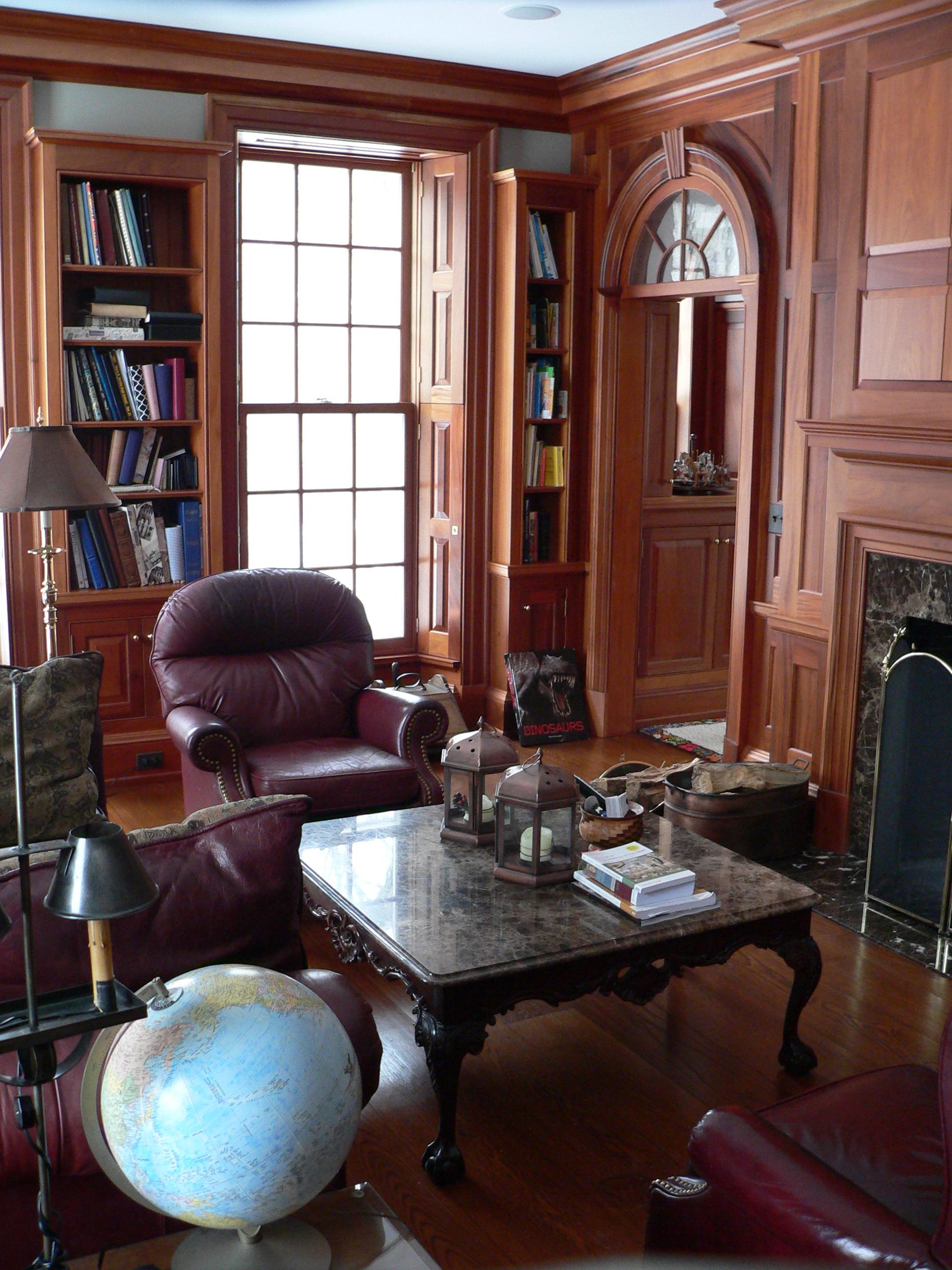14 Schreiner Library.JPG