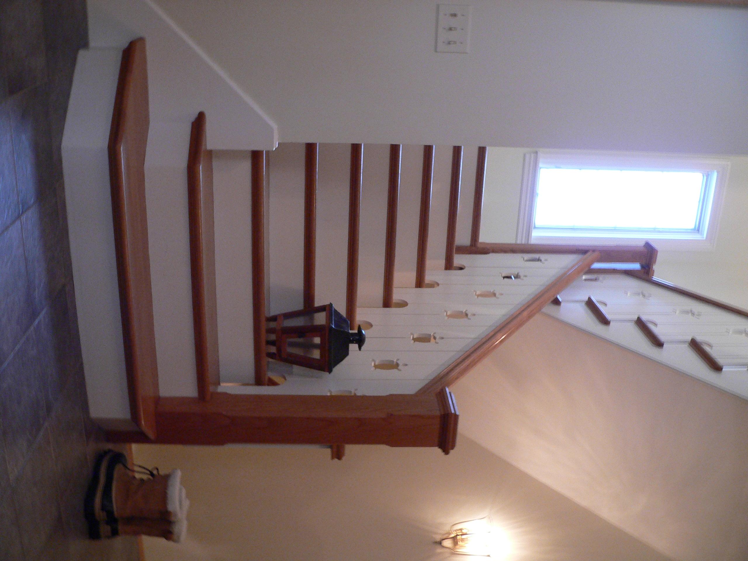17 Stoettner Back Stair.JPG