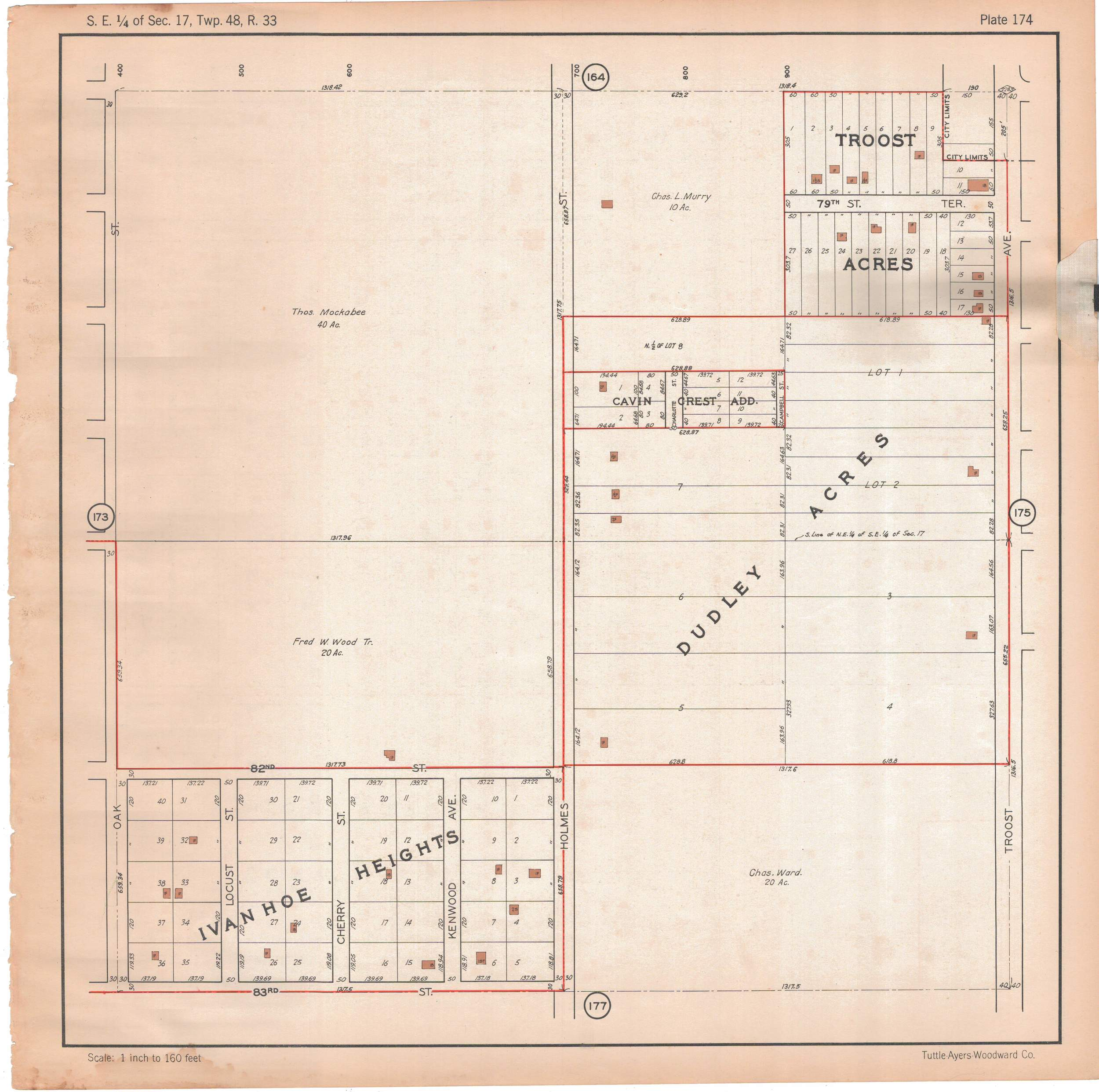 1925 TUTTLE_AYERS_Plate_174.JPG