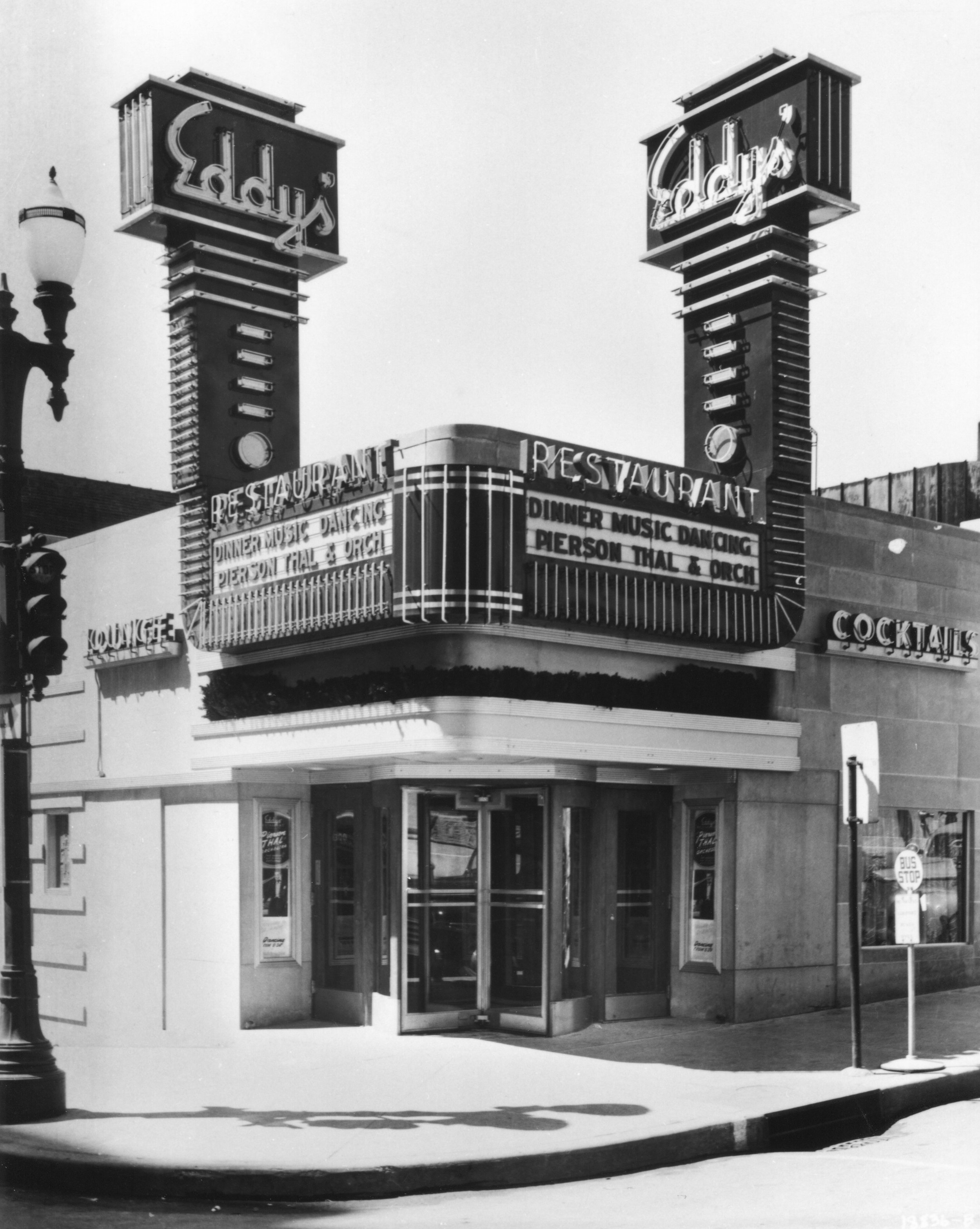 Wilborn Collection Eddy's Restraurant and Nightclub 4-21-1949 exterior view of entrance WA-124-18836-B.jpg