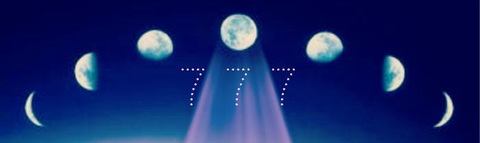 7 7 7 * * — Moondaughter