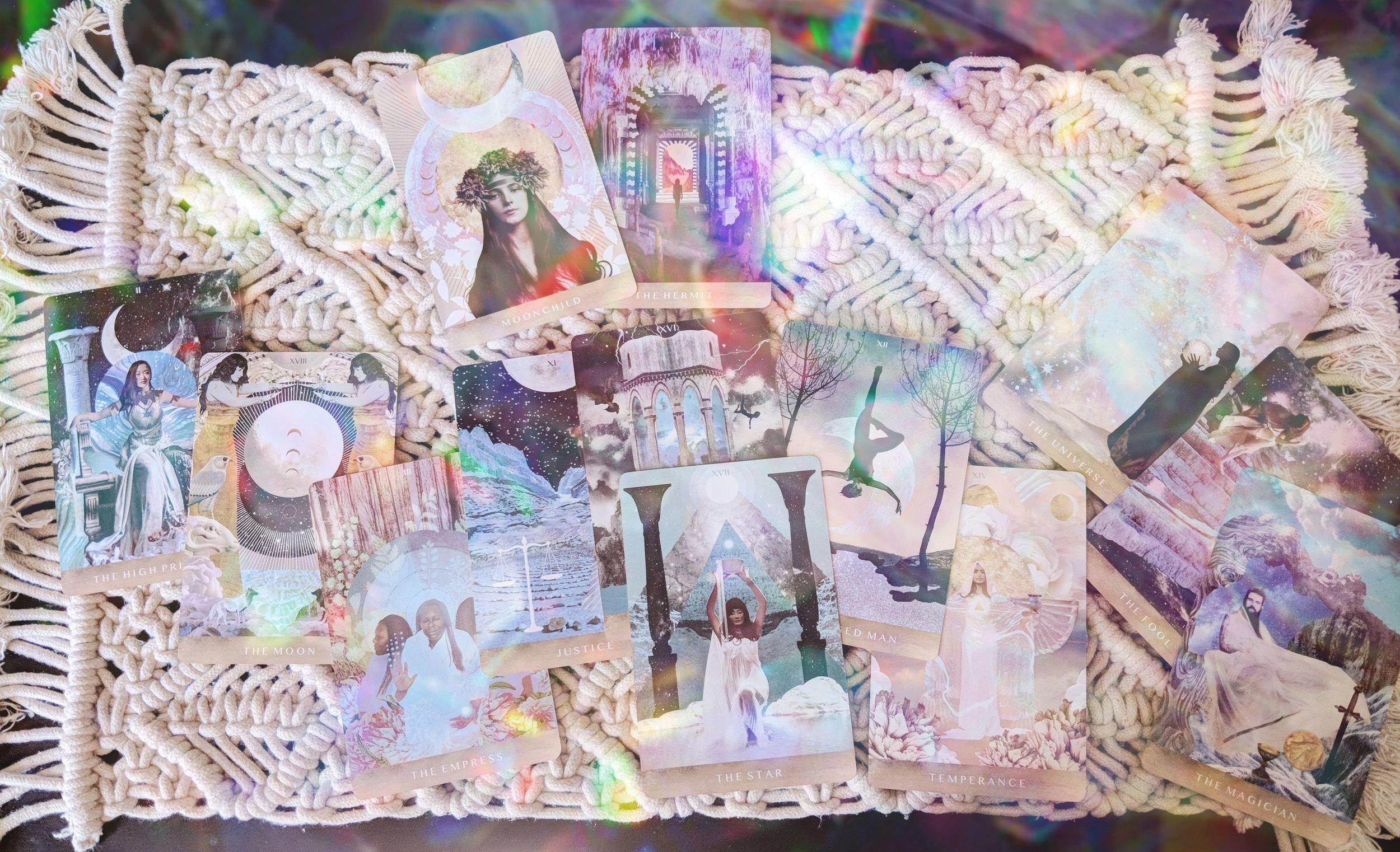 My Tarot Journey - Moondaughter