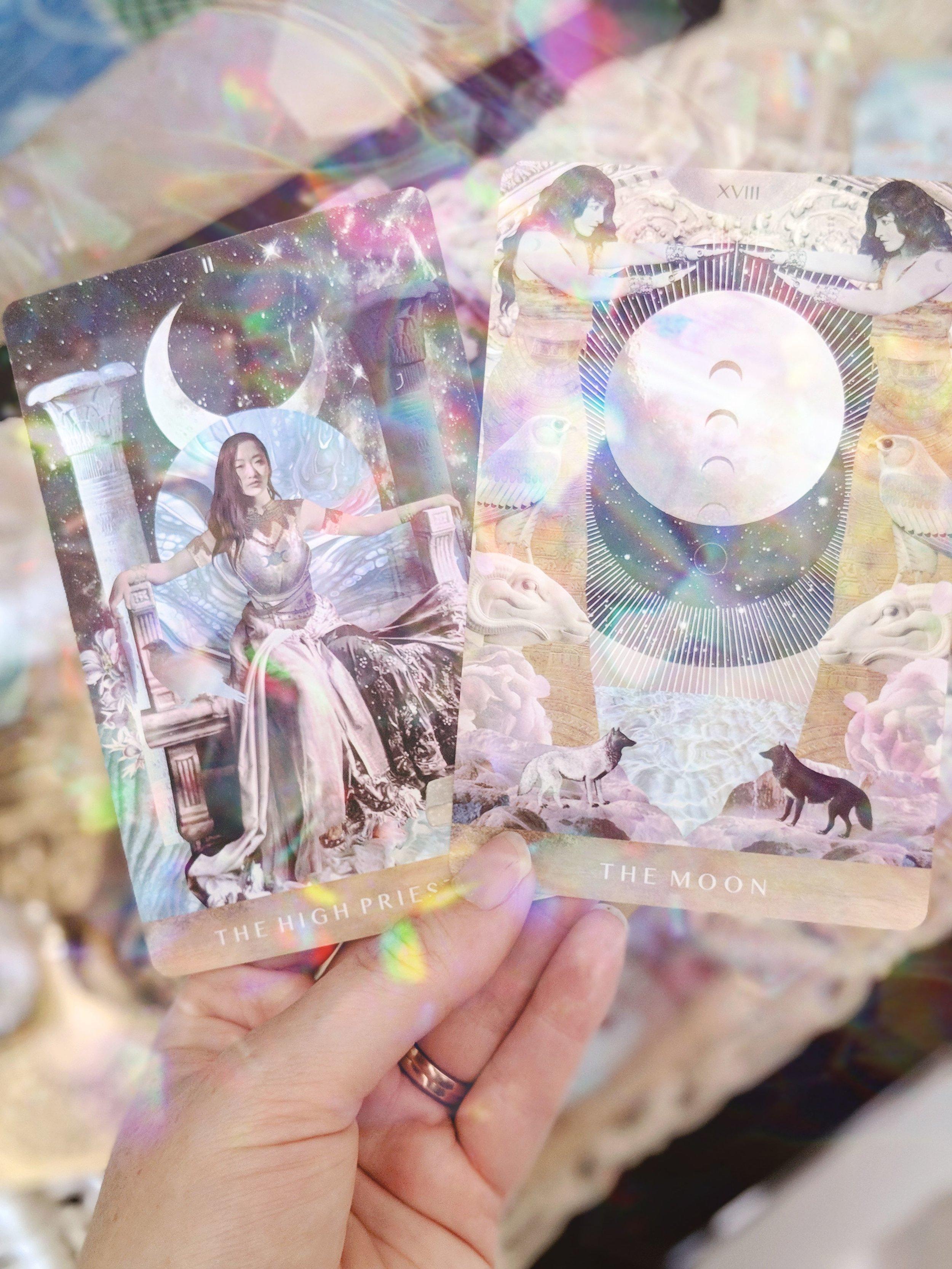 High Priestess - Moondaughter