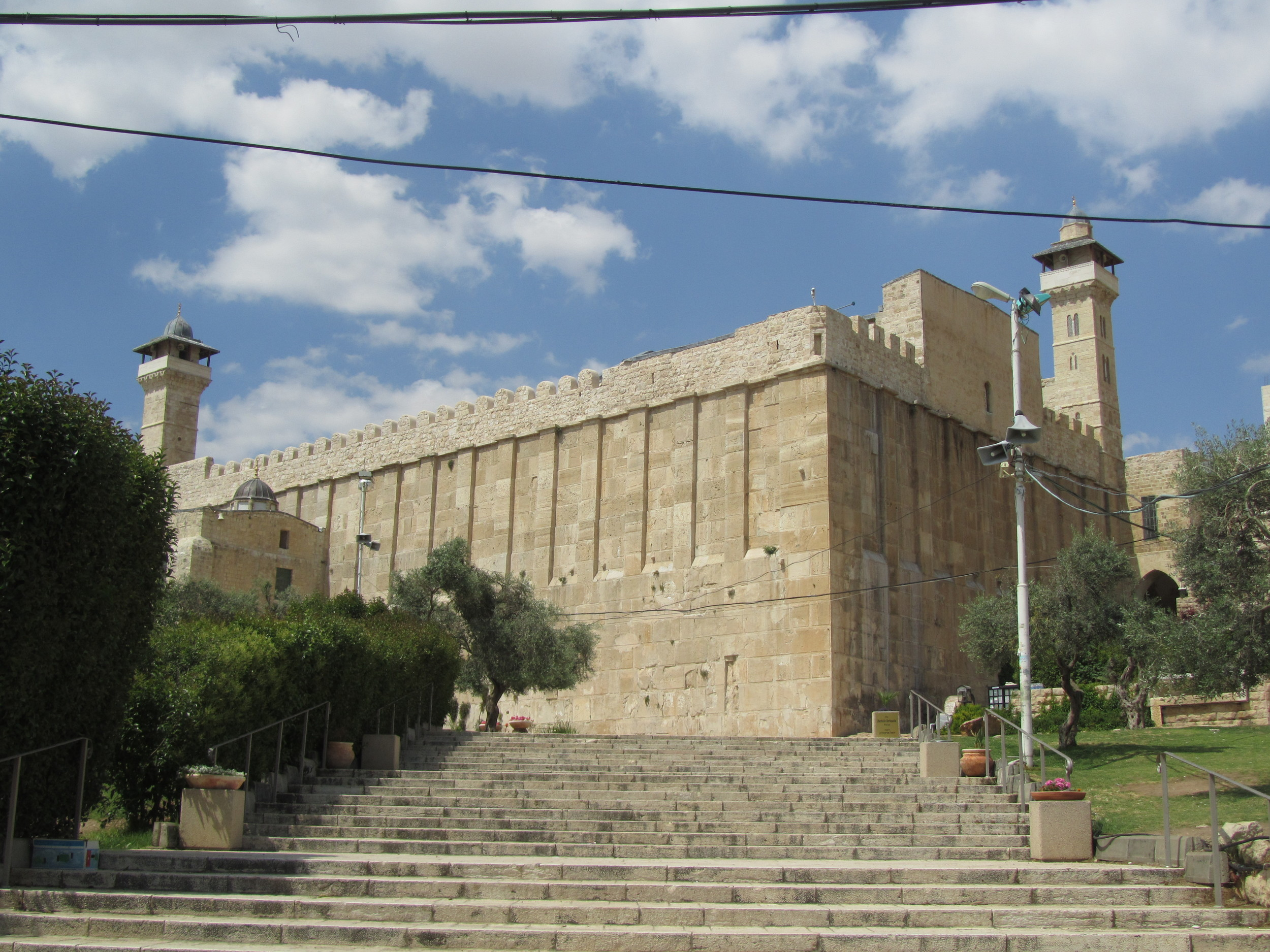 The Tomb of the Patriarchs, The Cave of Machpelah