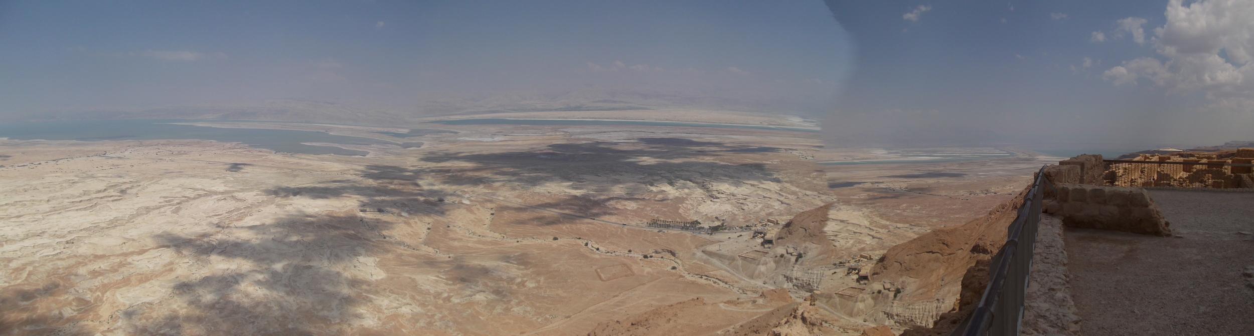 The Southern Judean Desert Along the Dead Sea