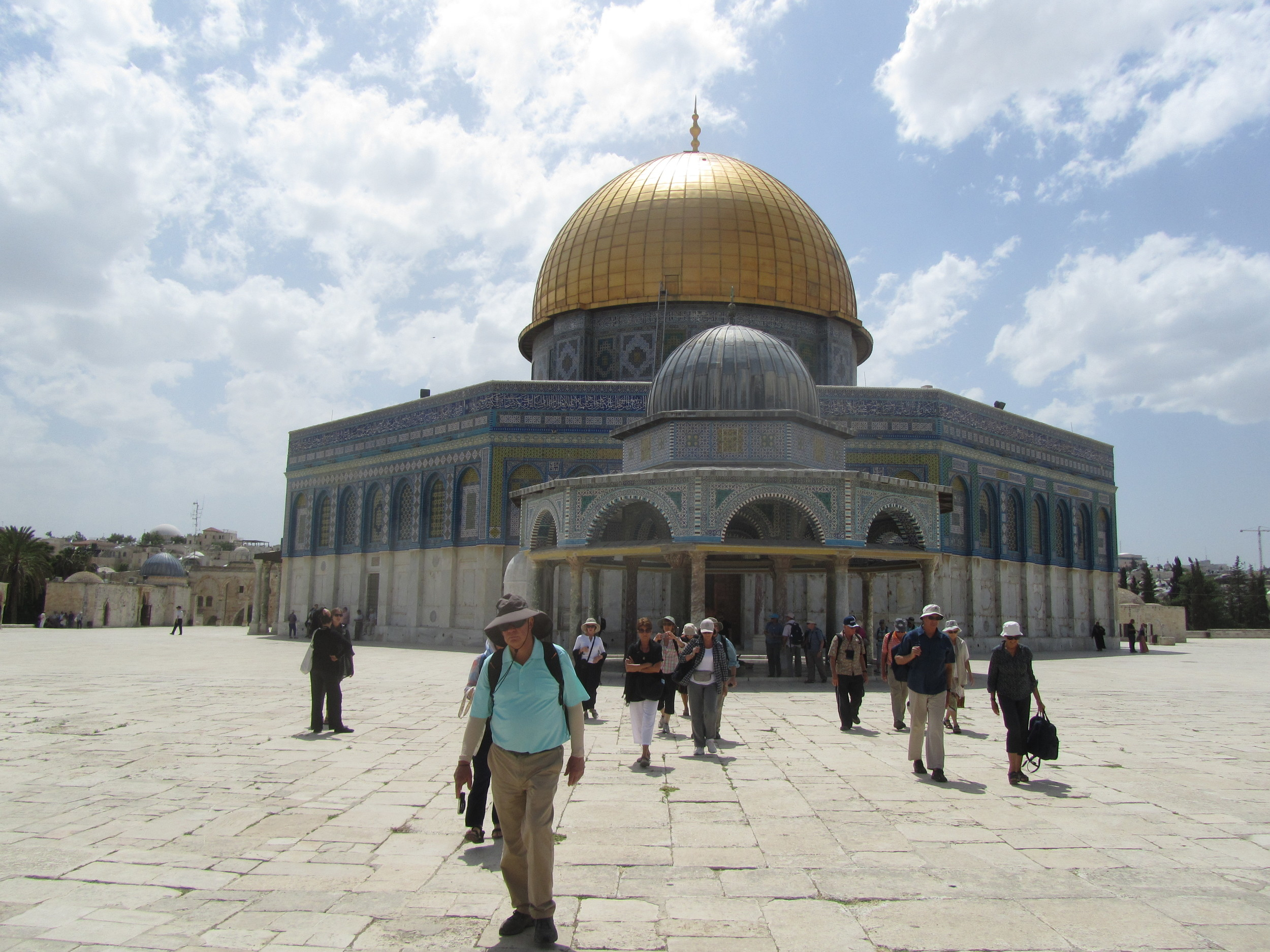 The Seventh Century Dome of the Rock