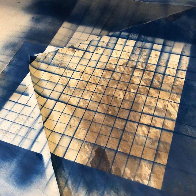 Happy painting accident ☺️☺️ . . . #furniture #furnituredesign #shakerchair #weaving #steel #steelfurniture #steelchair #fabrication #welding #weldlikeapro #womenweldtoo #womenwhoweld #weldlikeagirl #craft #craftswoman #craftsperson #craftsposure #chairnerd #rustneversleeps #rust #painting #wip