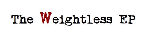 Weightless EP Screen Shot 36 font.png