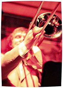 Tony Rinaldi - Trombone