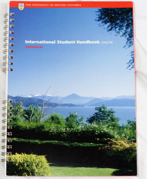 University of British Columbia - Publication & print design for a large institution