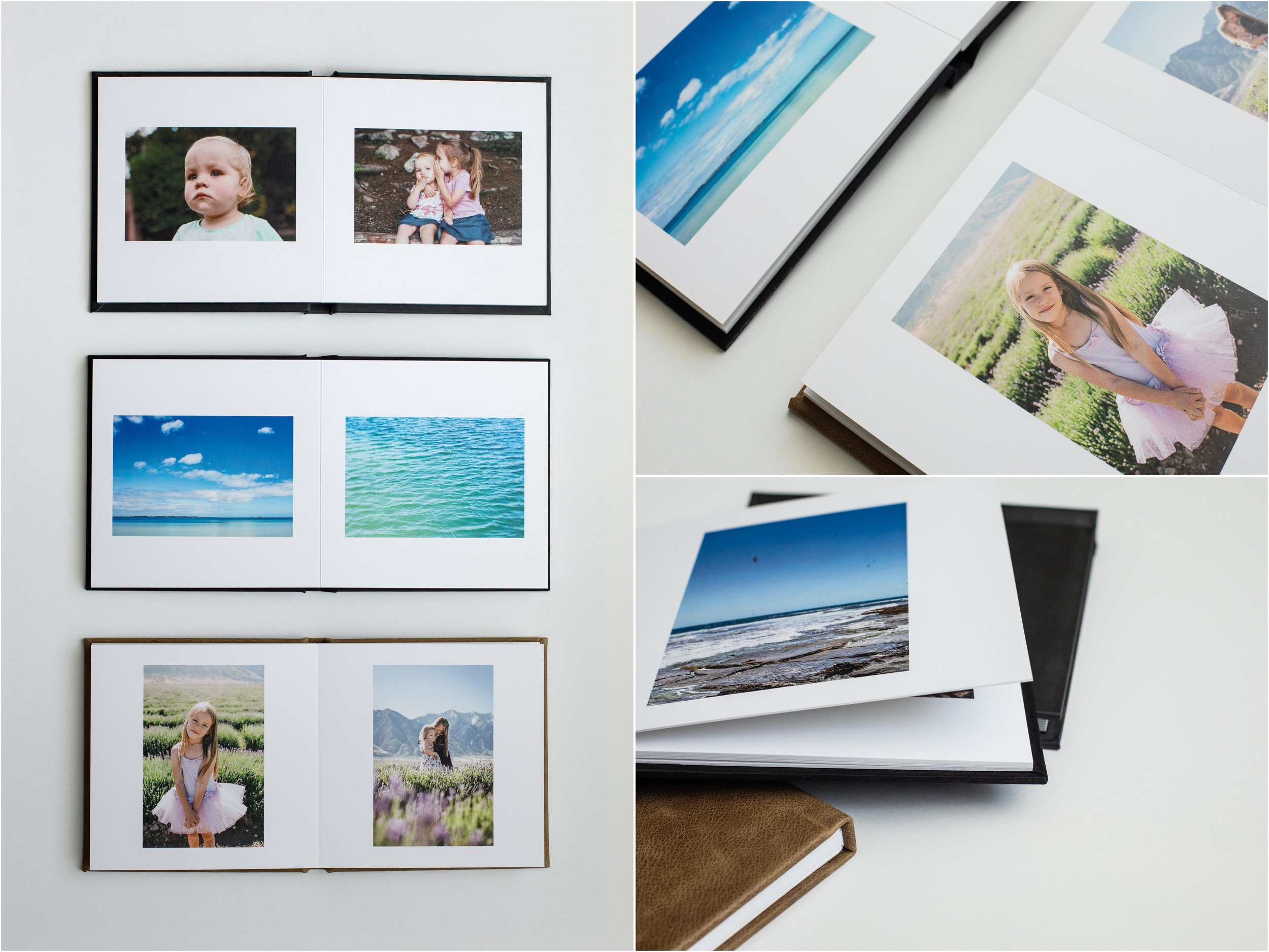 Photo books and Albums :: A Rundown of Options   Utah Print