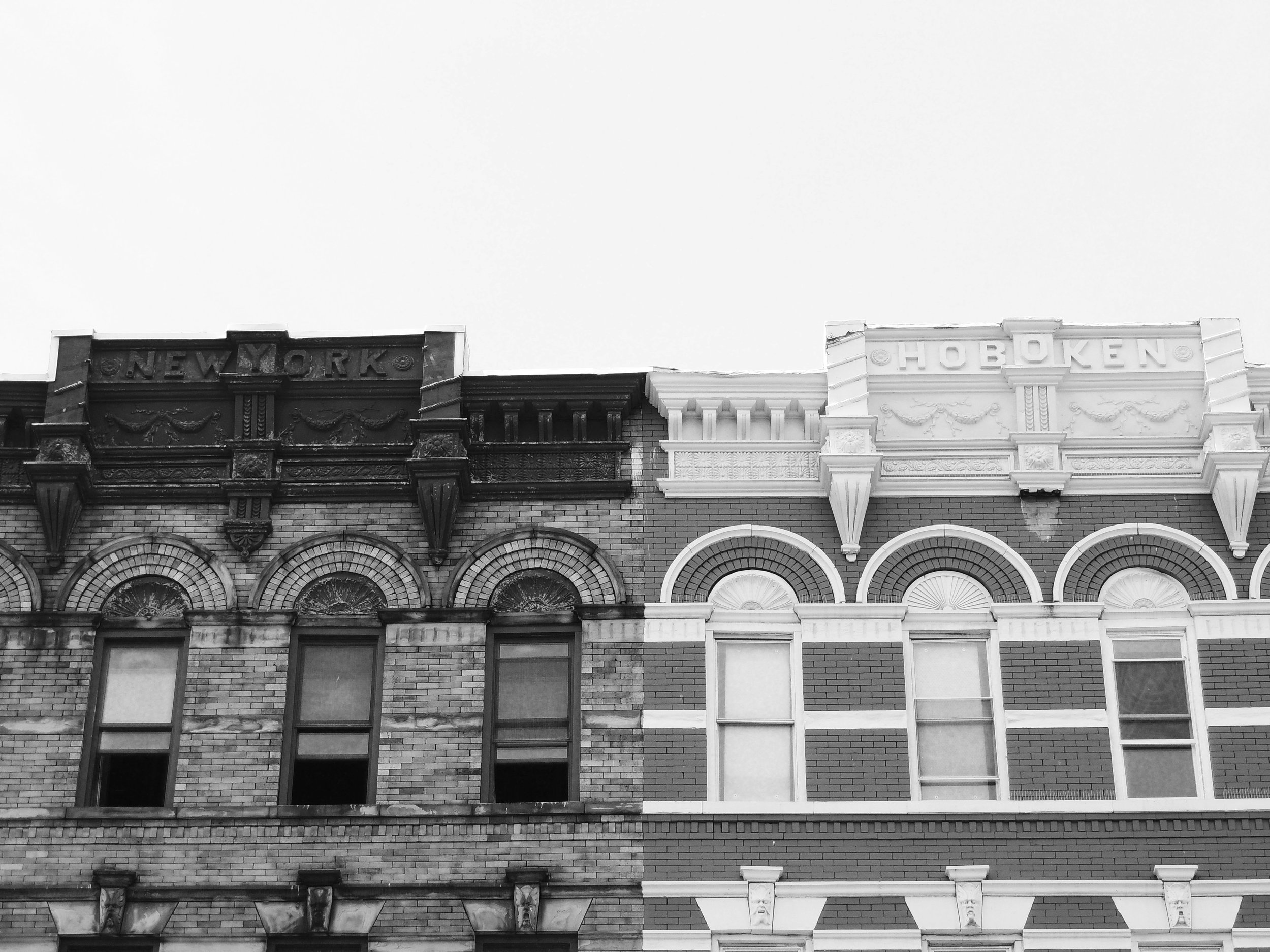 Hoboken Building Photography