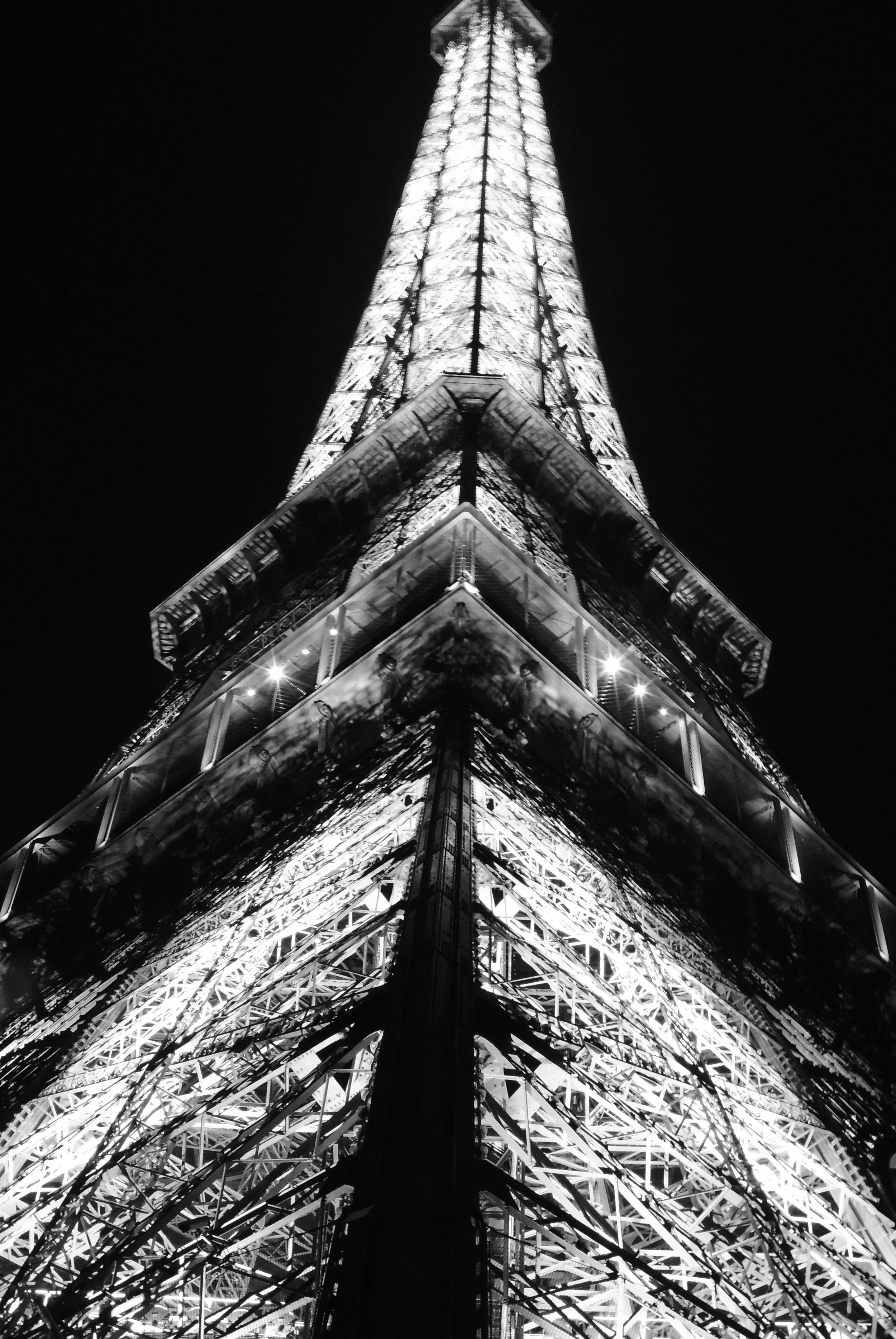 Eiffel Tower Photography