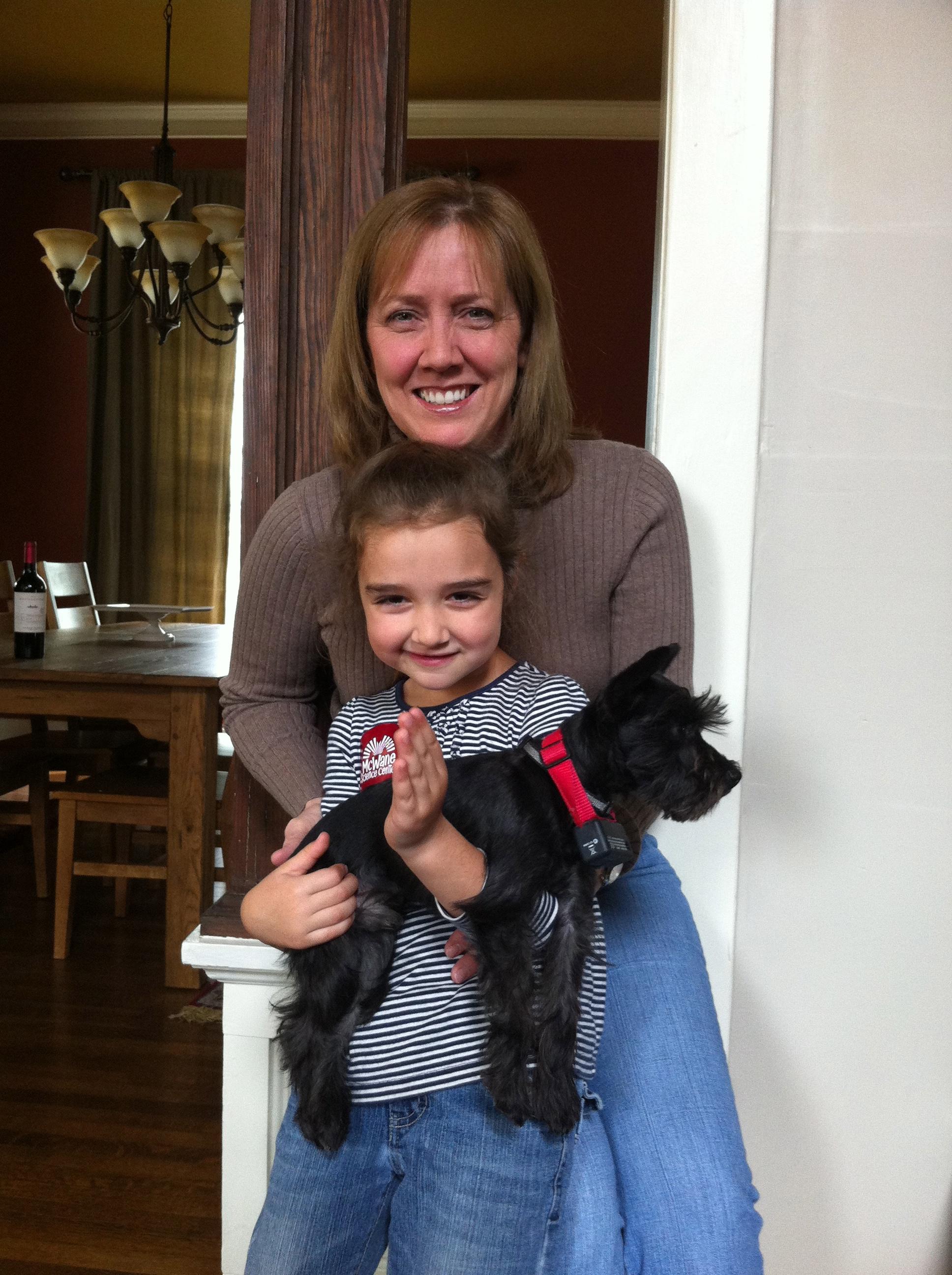 Hannah loved Julie Ennis.