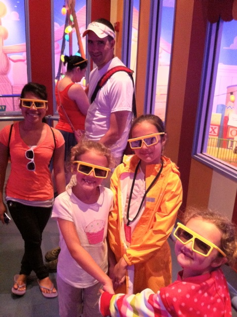 Heading on to Toy Story.