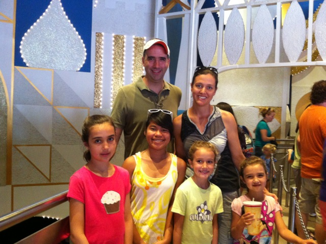 It's a Small World is really the quintessential ride for missionary kids.