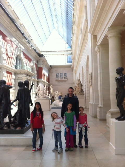Loved the statue gallery.