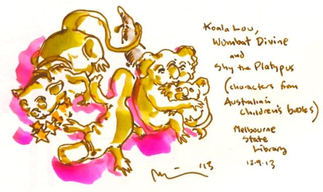 Aussie animal characters.jpg