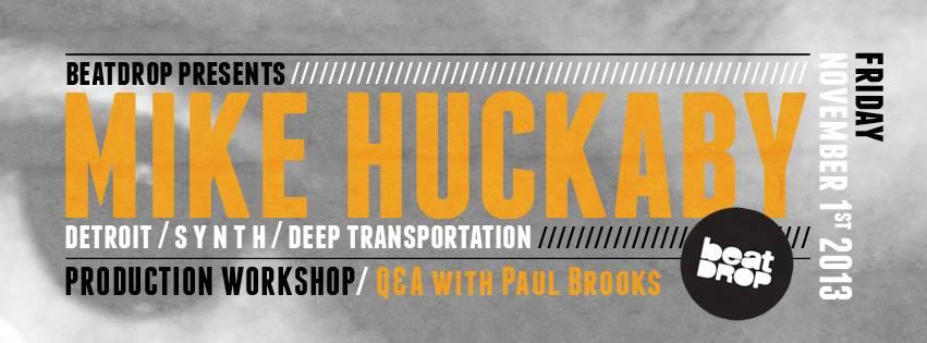 Mike Huckaby Beat Drop.jpg
