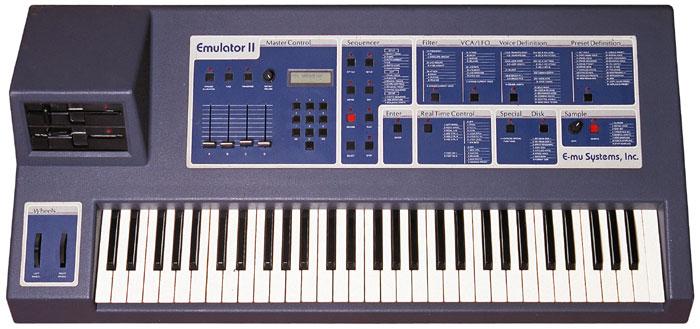 E-mu System Inc.'s Emulator II