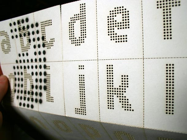 stencil kit for activists