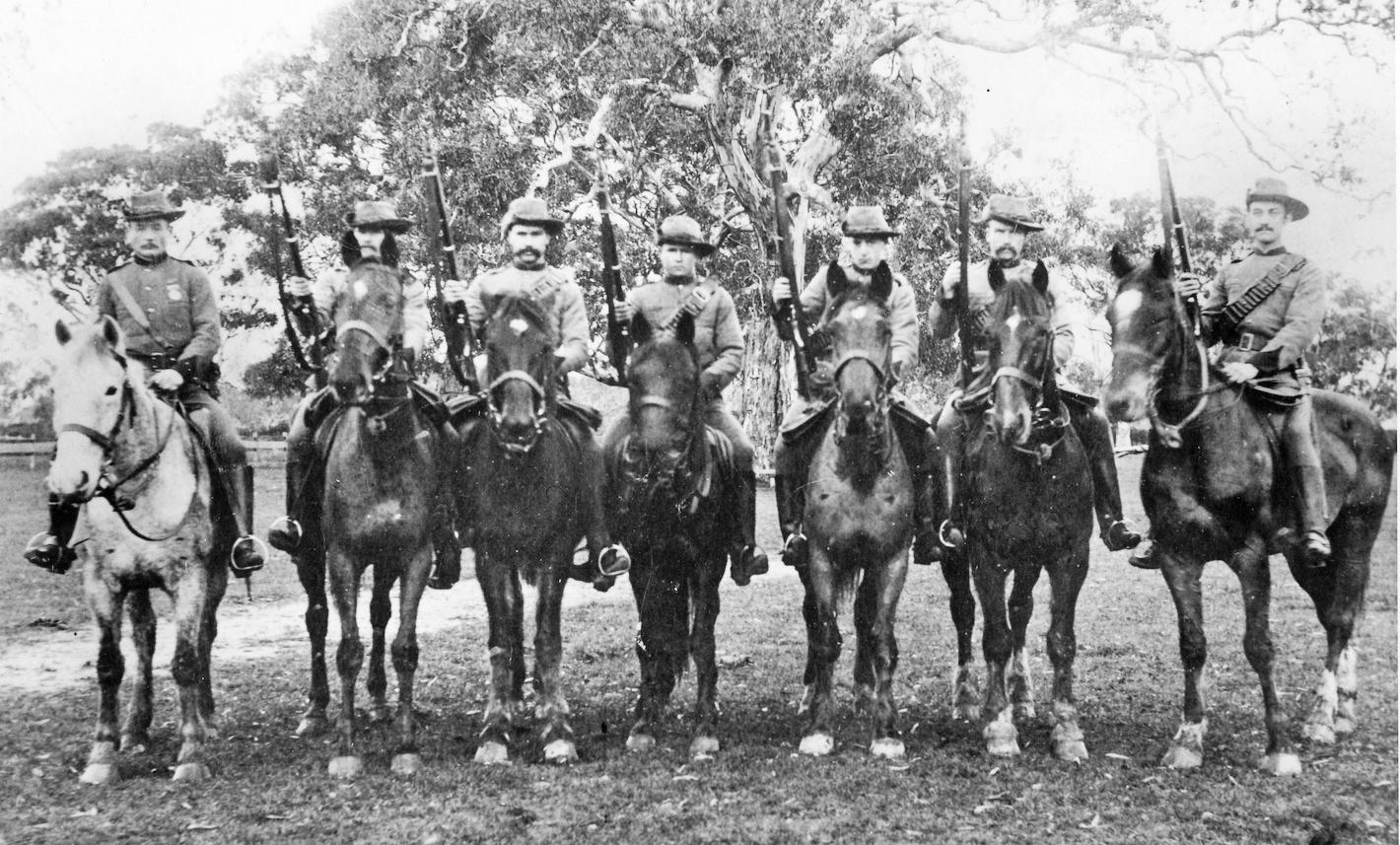 Dandenong Light Horse Brigade