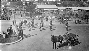 Army Drill - Dandenong