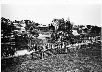 Armistice Thanksgiving - Sunday 17 Nov 1918 - Dandenong