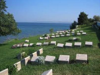 Beach Cemetery Gallipoli Peninsula