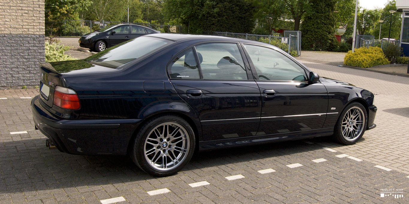 M5 polished and ready to go.