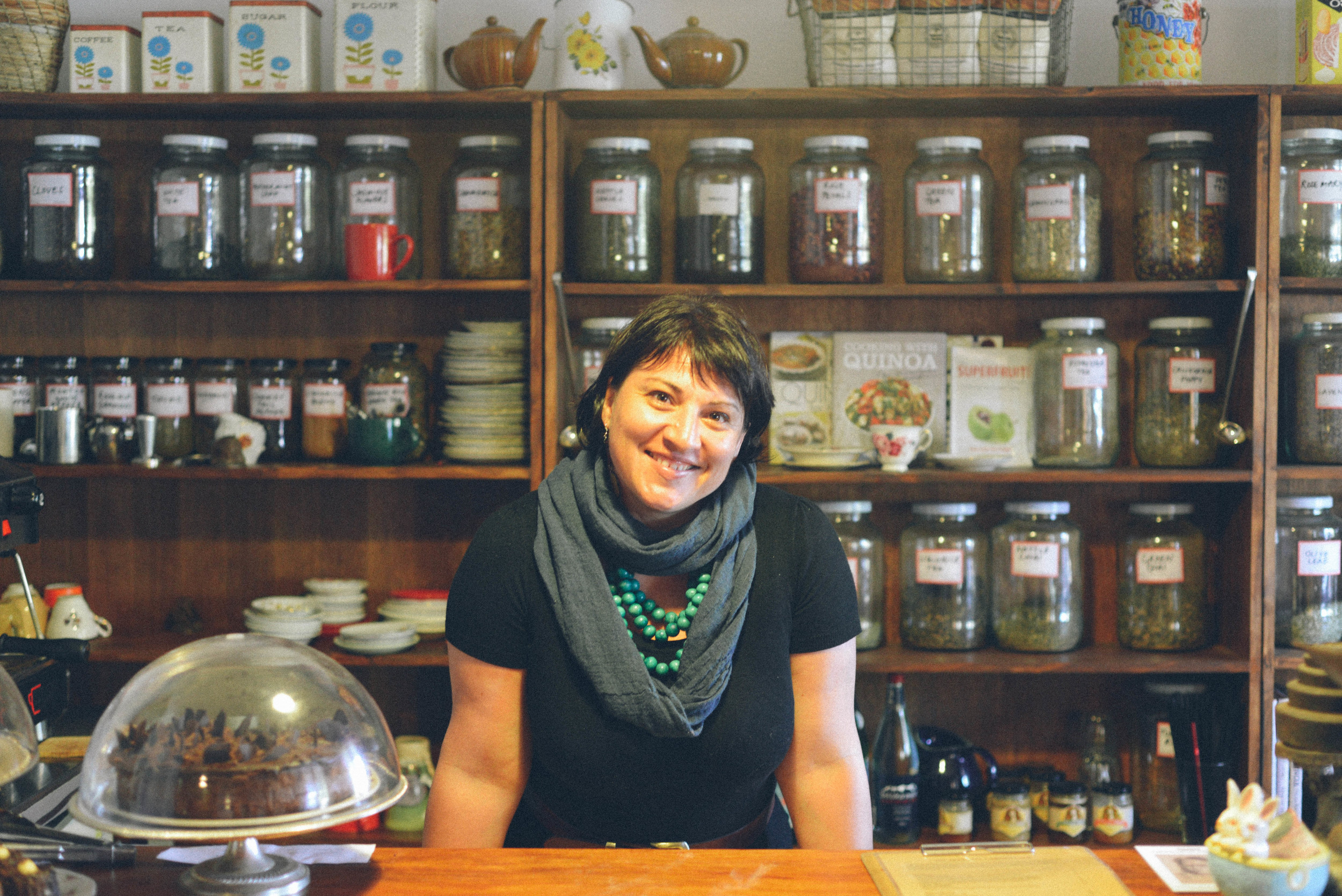 Silvia Hart - Owner and Founder
