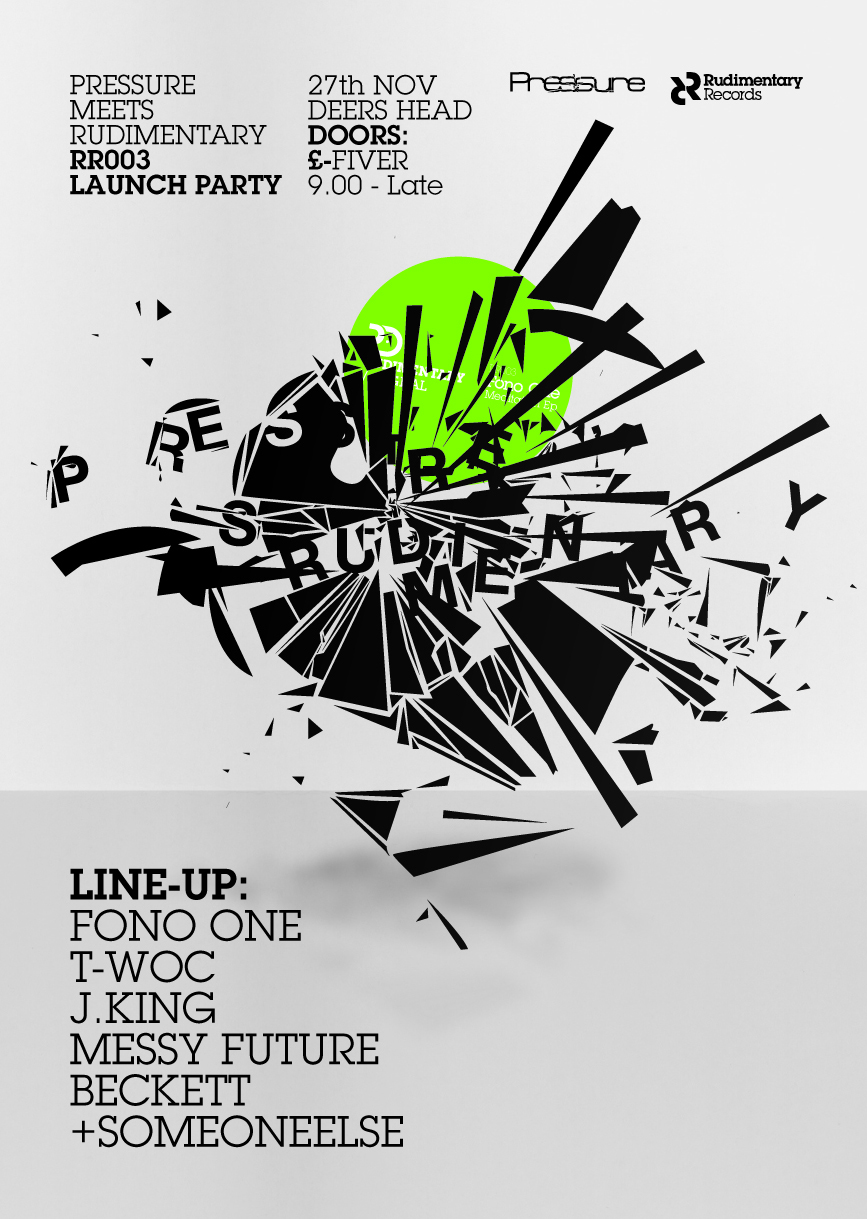 Rudimentary 003 Ep Launch Party with Fono One-27th Nov3