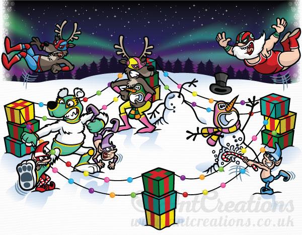 AntCreations-ChristmasLuchadorWrestle00.jpg