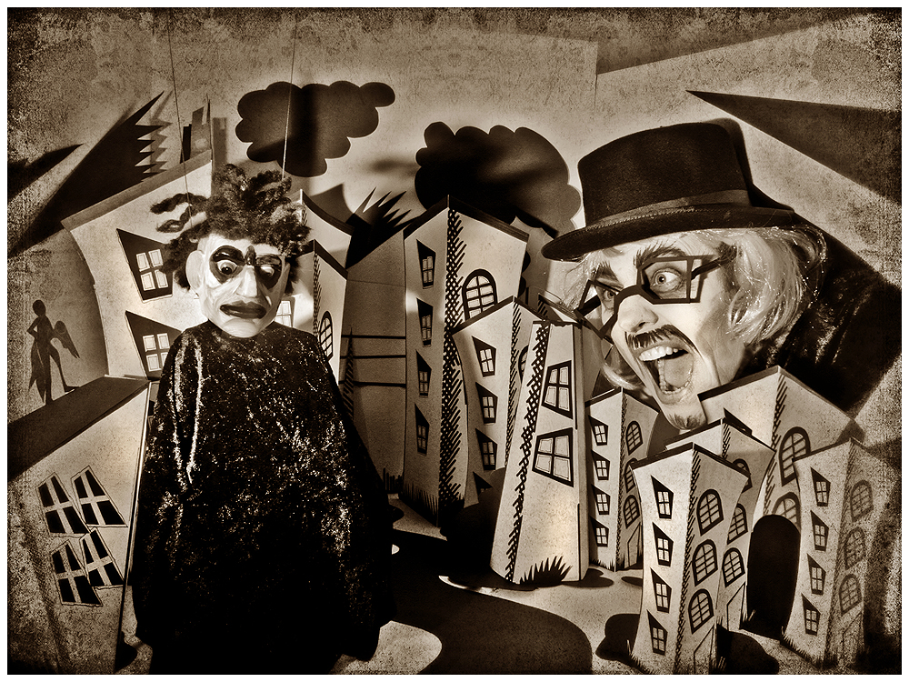 Doctor Caligari's Cabinet 2014