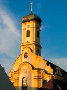 Wallfahrtskirche, Maria Steinbach