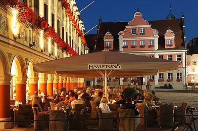 Hamptons Café & Bar, Memmingen