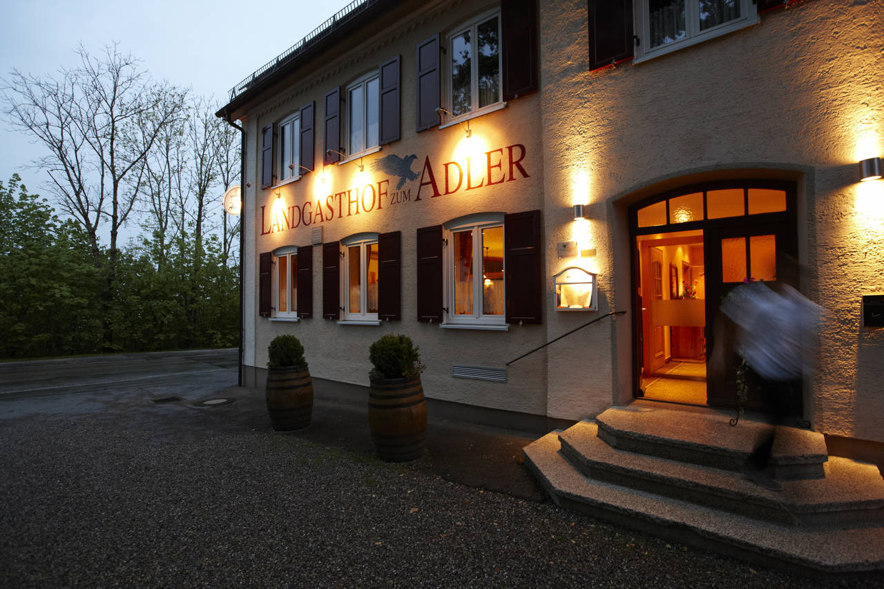 Landgasthof Adler, Fellheim